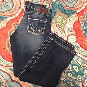 Denim - BKE bootcut jeans